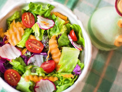 10 Exotic  Salads From Around The World