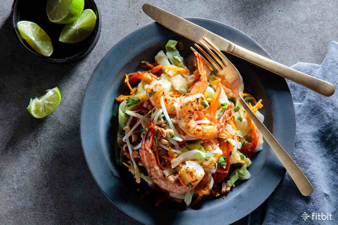 cabbage pad thai