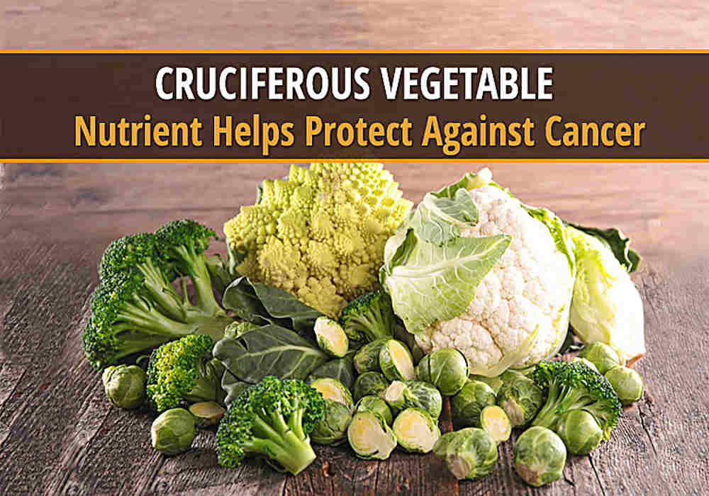 cruciferos vegetables