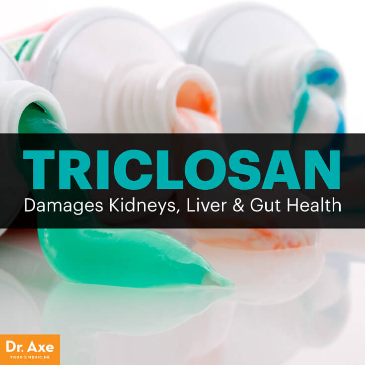 Triclosan – Is this Hazardous Toxin in Your Toothpaste?