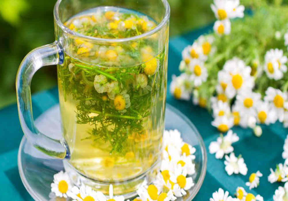 11 Amazing Health Benefits of Chamomile Tea