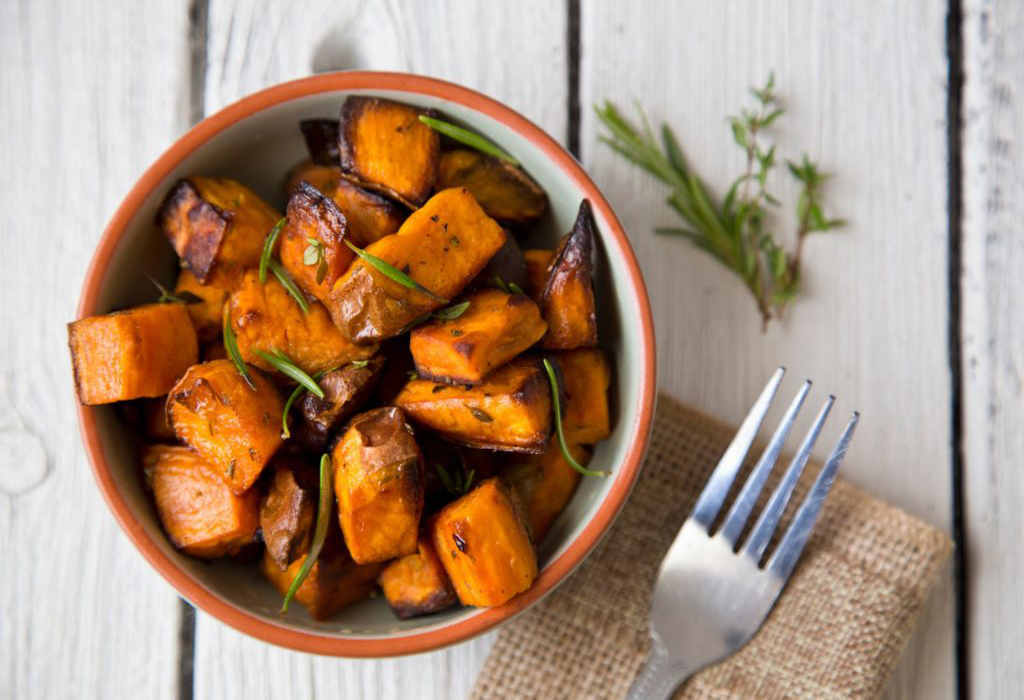Sweet Potatoes Are Officially One of the Best Carbs You Can Eat