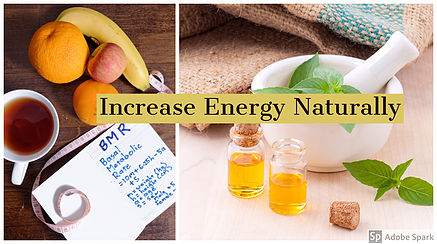 5 Ways to Increase Energy and Fat-Burning