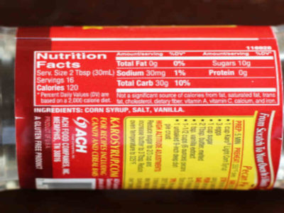 Corn Syrup vs. High-Fructose Corn Syrup There Is a Difference?
