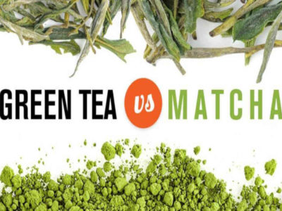 Matcha Tea Powder vs. Green Tea What's the Difference?