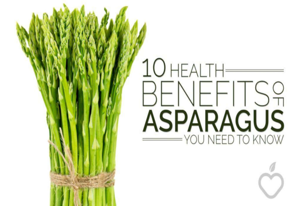 10 Health Benefits of Asparagus You Need to Know!
