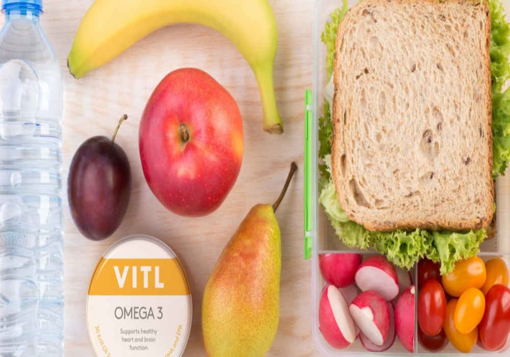 Omega 3 and vitamin D Why you need to supplement