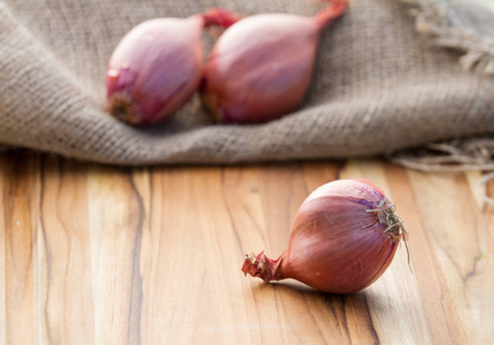 A powerful antioxidant and anti-inflammatory, shallots