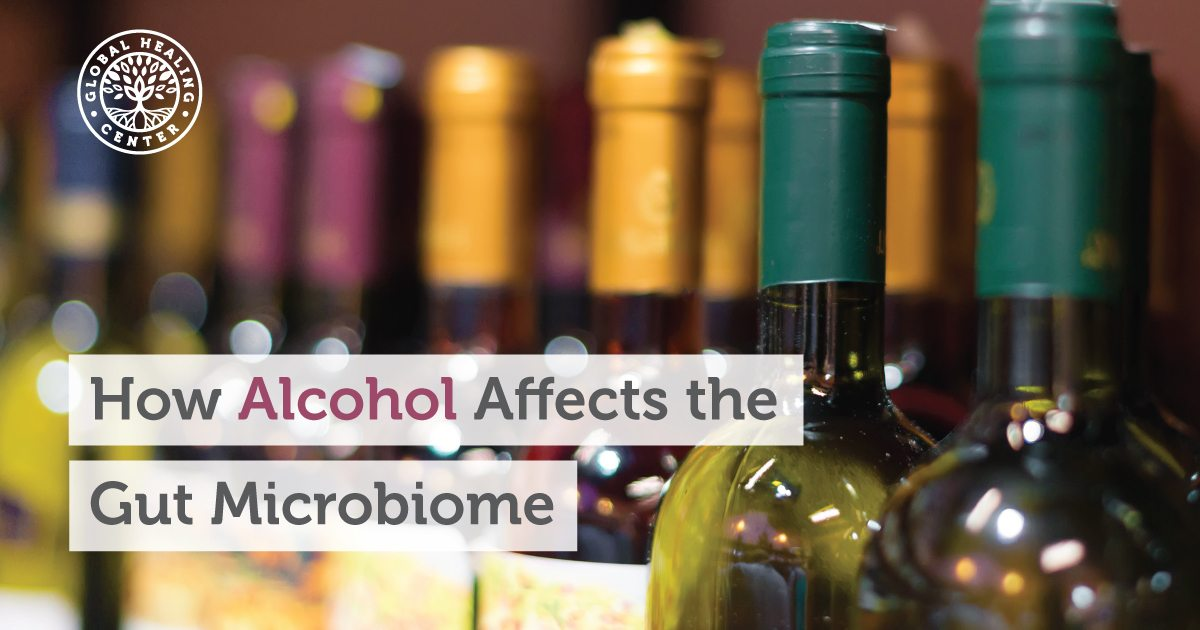 How Alcohol Affects the Gut Microbiome